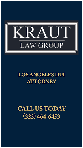 DUI Help App Kraut Law Group