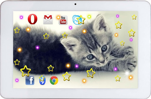 【免費個人化App】Kitty Songs live wallpaper-APP點子