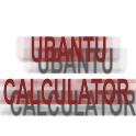Ubantu Calculator icon