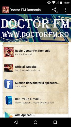 Doctor FM Romania
