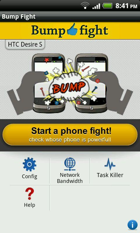 Bump Fight - screenshot
