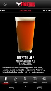 Freetail Brewing Company - screenshot thumbnail