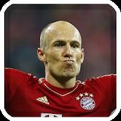 Arjen Robben FC Wallpaper