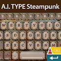 A. I. Type Steampunk icon