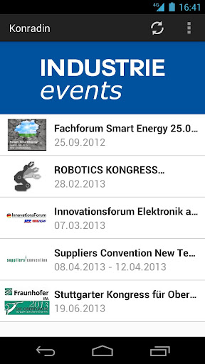 INDUSTRIE Events