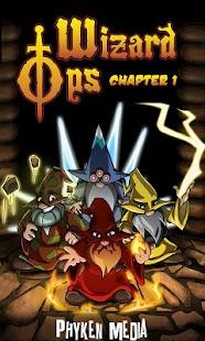Wizard Ops- screenshot thumbnail