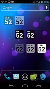 Current Week Screenshot 2