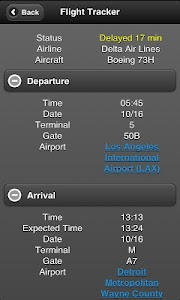 Flight Tracker (intl flight) v1.8.4