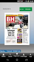Screenshot of BH Digital