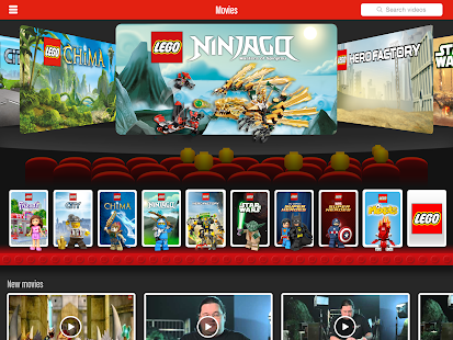 LEGO® TV- screenshot thumbnail