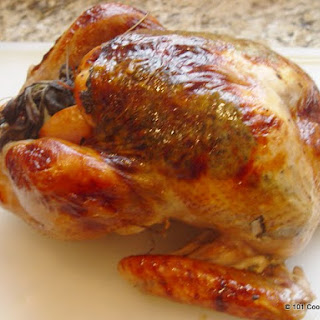 Cider Brined, Herb Buttered Martha Roasted Turkey – The Full Monte