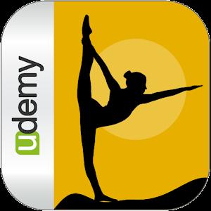 Free Yoga Training Icon