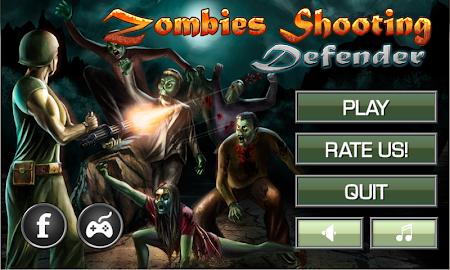 Zombie Defense: No Survivors 1.0.0 screenshot 263237