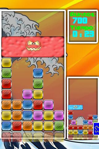 Rise of the Blocks Lite- screenshot