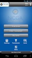 Screenshot of my NCGA