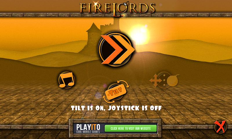 FireLords HD - screenshot