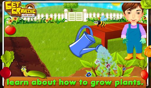 無料キッズゲーム - 成長を入手