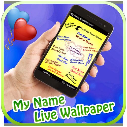 My Name Live Wallpaper LOGO-APP點子