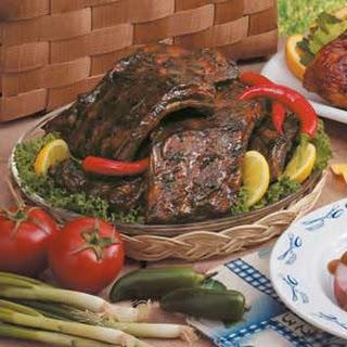 Jamaican Barbecue Sauce.