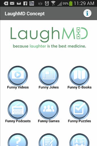 LaughMD BETA 1.0