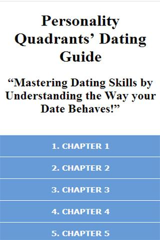 Personality Dating Guide