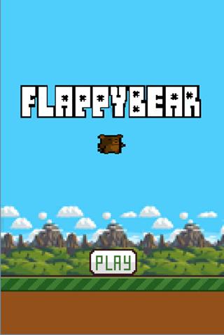Flappy Bear