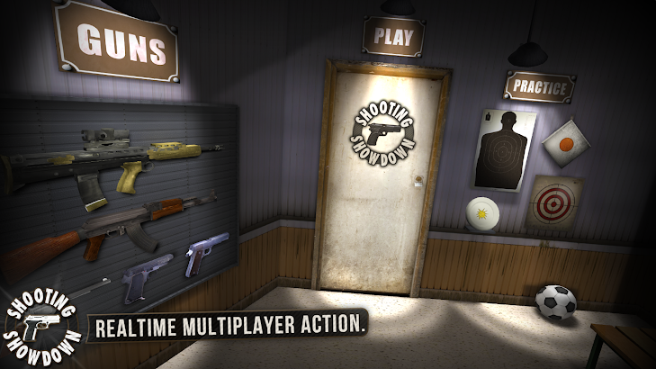 Shooting Showdown screenshot
