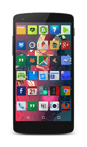 OverCast Icon Pack Long Shadow