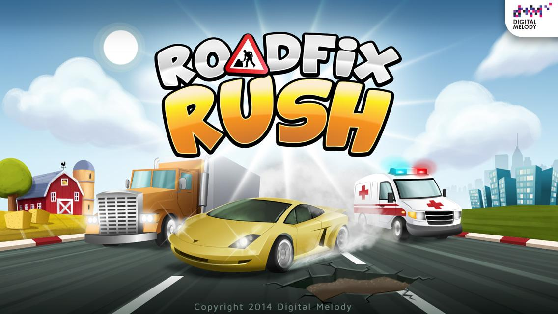 Roadfix Rush- screenshot
