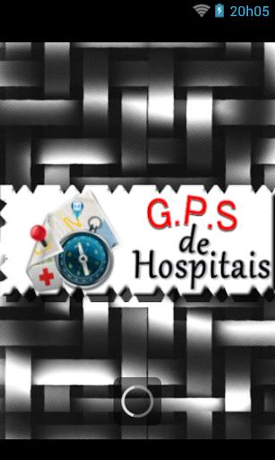GPS de Hospitais