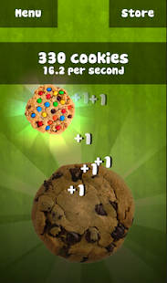 Cookie Tapper- screenshot thumbnail