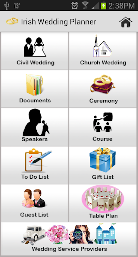 【免費社交App】Irish Wedding Planner-APP點子