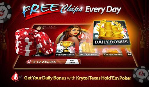 Krytoi Texas Holdem Poker