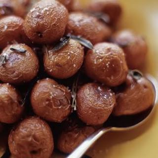 Roasted Potatoes with Sea Salt