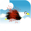 Crazy Bird Shooter logo
