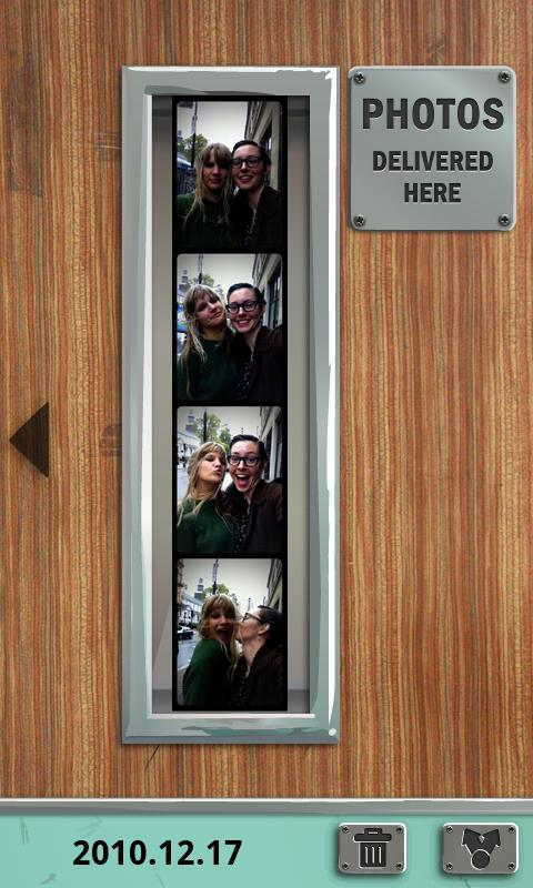 Pocketbooth - screenshot