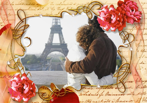 Happy Love Photo Frames