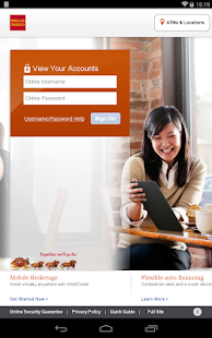 Wells Fargo Mobile - screenshot thumbnail