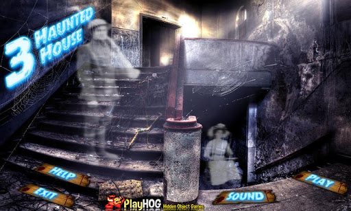 Haunted House 3 Hidden Objects