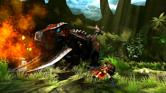 The World II Hunting BOSS Screenshot
