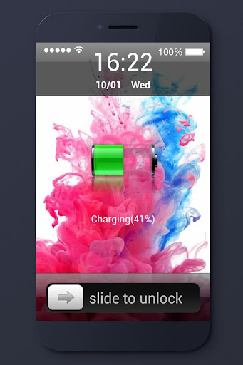 【免費工具App】OS8 - Phone6 Plus Screen Lock-APP點子