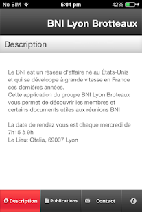 BNI Lyon Brotteaux- screenshot thumbnail