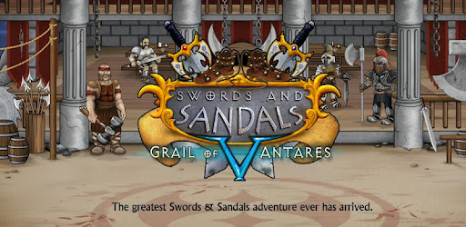 Swords and Sandals 5 Apk Game Gladiator Android