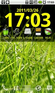 Maybe System Info(Widget) - screenshot thumbnail