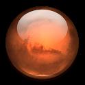 Planet Mars 3D icon