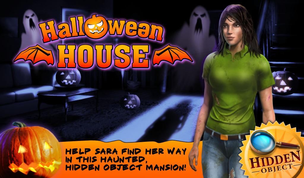 Halloween House- screenshot