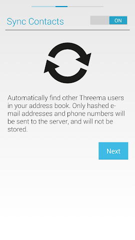 android Threema Screenshot 6