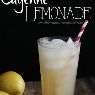 Cayenne Lemonade.
