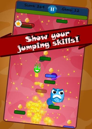 免費街機App|Cosmo Jump|阿達玩APP