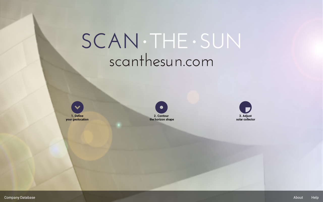 ScanTheSun- screenshot